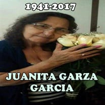 Juanita Garza Garcia Lopez
