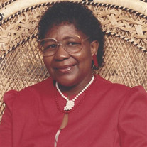 Mrs. Shirley Marie Cherry