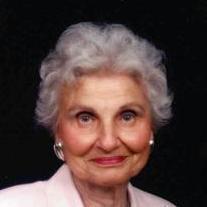 Mrs. Virginia Swing Roberts