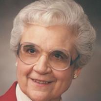 Sister Anne Rita Mauck SCN