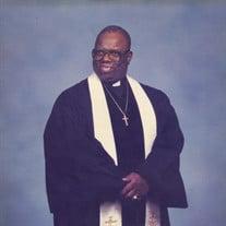 """Rev. Charles H. """"Charlie"""" Brown"""