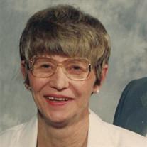 """Jacqualin  """"Sue"""" Fischer"""