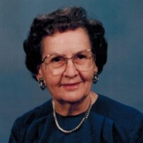 Mabel Irene Wride