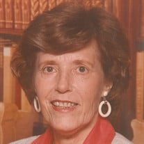 Beverly Jean (Overall) Thompson