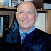 Judge Arnold  R. Grimes