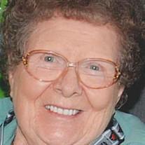 Maxine Elizabeth Briggs