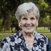 """Elizabeth """"Bette"""" A. Hinger"""
