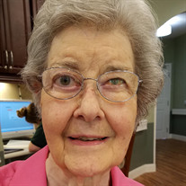 Betty M. (Halls) Shriver