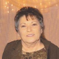 Peggy Juanita  Livaudais-Burger