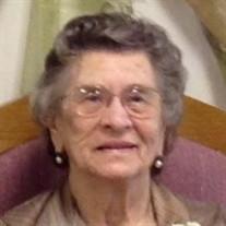 Mrs. Jewel Greene Mayo