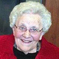 Florence M. Hyser