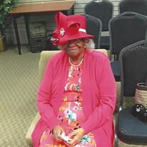 Overseer Mattie Ann Jackson