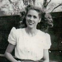 Eunice Marie Nelson Handback