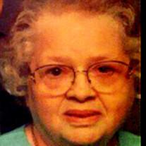 Mary  Ida Coltrain