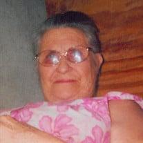 Irma Jean Purvis McDonald