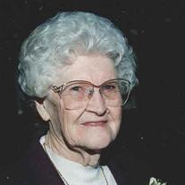 Sarah Gladys Harrell