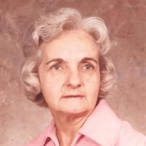 Mrs. Jean Mitchell Barker