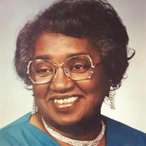 Mrs.  Jessie Sarah Burton