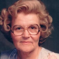 Mrs. Mary Wurst Brinson