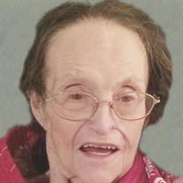 Minerva Lou Fowler of Michie, TN