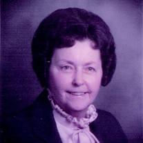 Florence Ethel Hungler