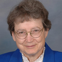 Sr. Patricia Kieffer, SSCM