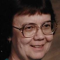 Carol Margaret Godby