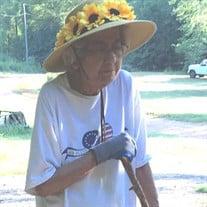 Mrs Shelvie Jean Edens