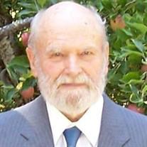 """Orvin """"Ed"""" Edson Wagner"""