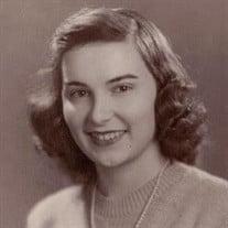 Marjorie Anne Bruner