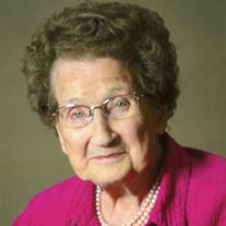Mrs. Mary Phillips