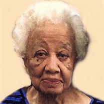 Mildred Augustine David