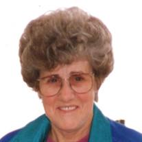 """Bernadette """"Bernie"""" Zoglman"""