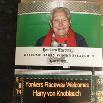 Harry Christian Von Knoblauch Sr.
