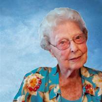 Mrs. Carolyn Evelyn Burkhart
