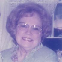 Elsie Ann Britton Thomas