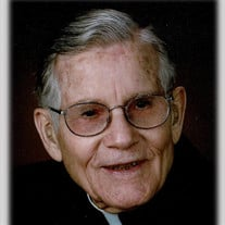 Reverend Father George Howard  Simon