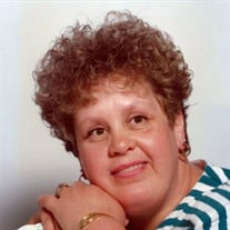 "Mrs. Barbara Denise ""Necie"" Goodwin"