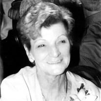 Vaselike Bessie Danford
