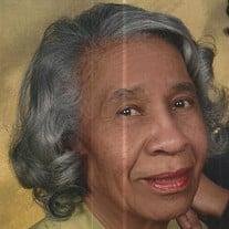 Mrs. Nannie Lee Richards