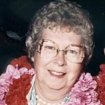 Frances E. May