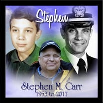 Stephen Mark Carr