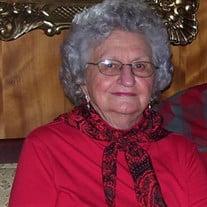 Alma Christine Scoggins