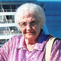 Thelma Mae Beegle