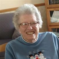 "Eunice Marjorie Schaefer (nee: Jante) ""June"""