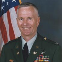 Colonel Richard  O. Murphy USA (Ret.)