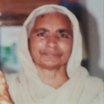 Mrs.  Pritam Kaur