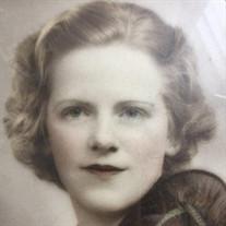 Mrs. Jennie Elizabeth Orr