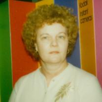 Doris Blanton Hardee