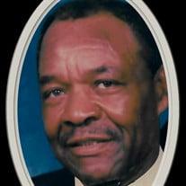 """Bishop Willie L. """" Bill"""" Chavis"""